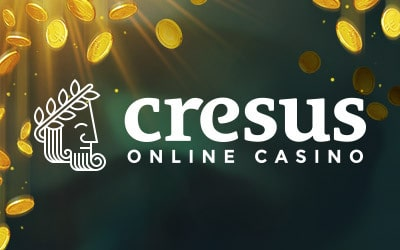 Cresus casino - 150% de bonus de bienvenue jusqu'à 300 € ( sans exigence de mise )