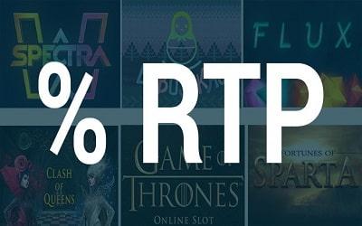 Le pourcentage de retour (RTP) des casinos en ligne