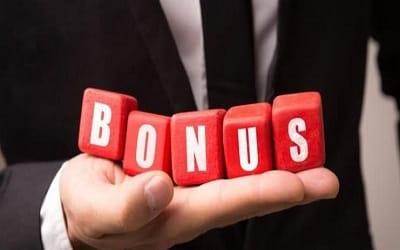 Bonus sans exigence de mise