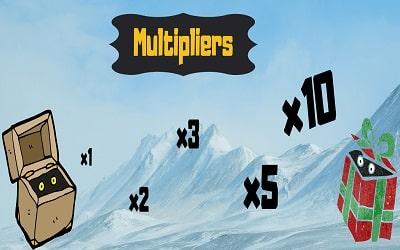 Les multiplicateurs dans les machines à sous en ligne