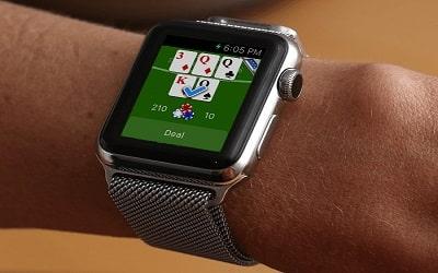 Les casinos en ligne Smartwatch