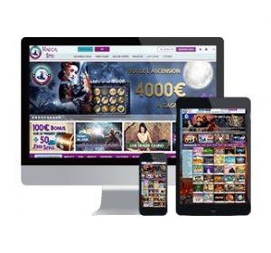 Magical Spin mobile- Casino.votreguide