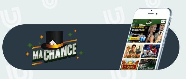 Machance casino mobile