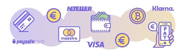 portefeuille electronique dans les casinos en ligne